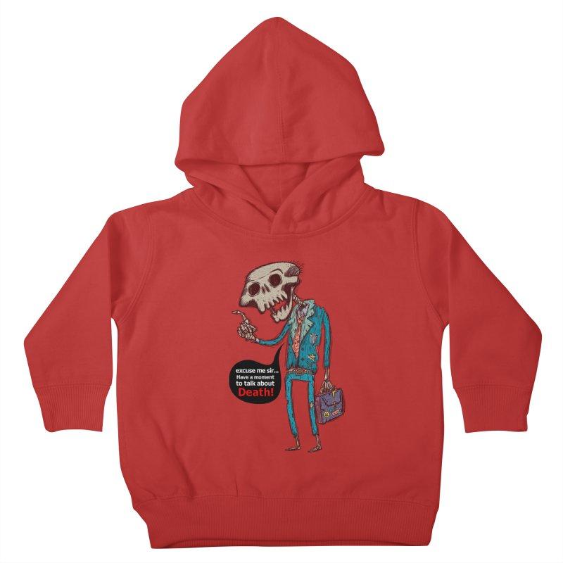 Death Religion Kids Toddler Pullover Hoody by creativosindueno's Artist Shop