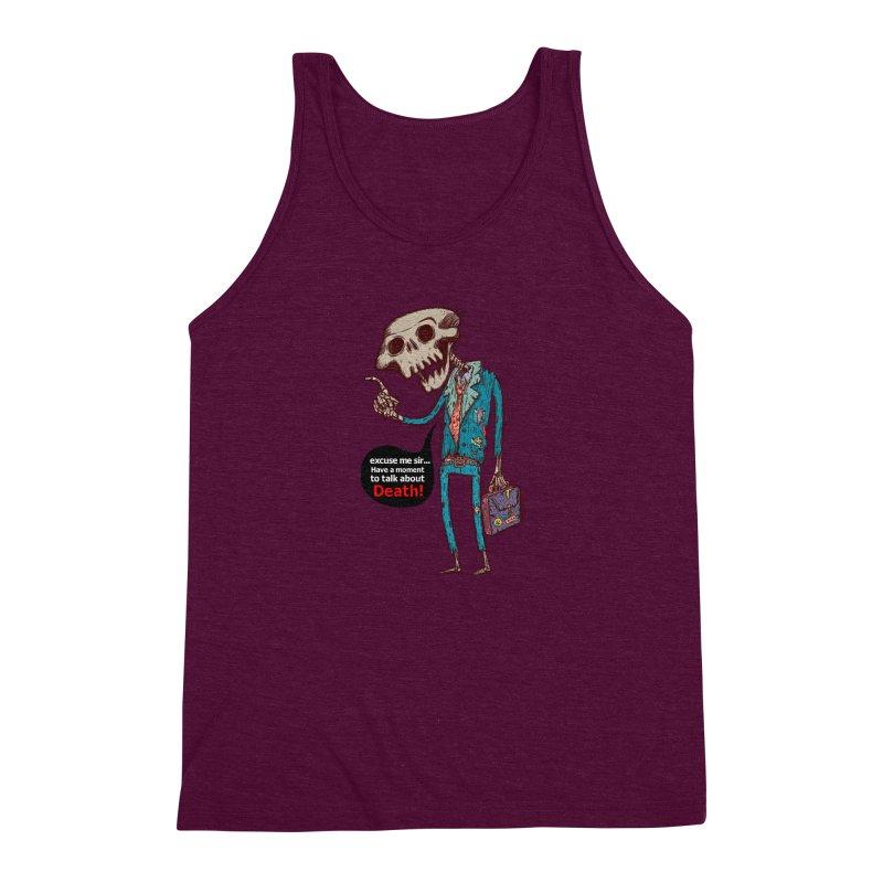 Death Religion Men's Triblend Tank by creativosindueno's Artist Shop