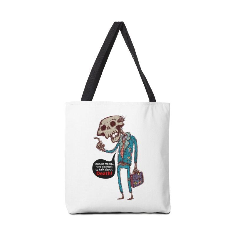 Death Religion Accessories Bag by creativosindueno's Artist Shop