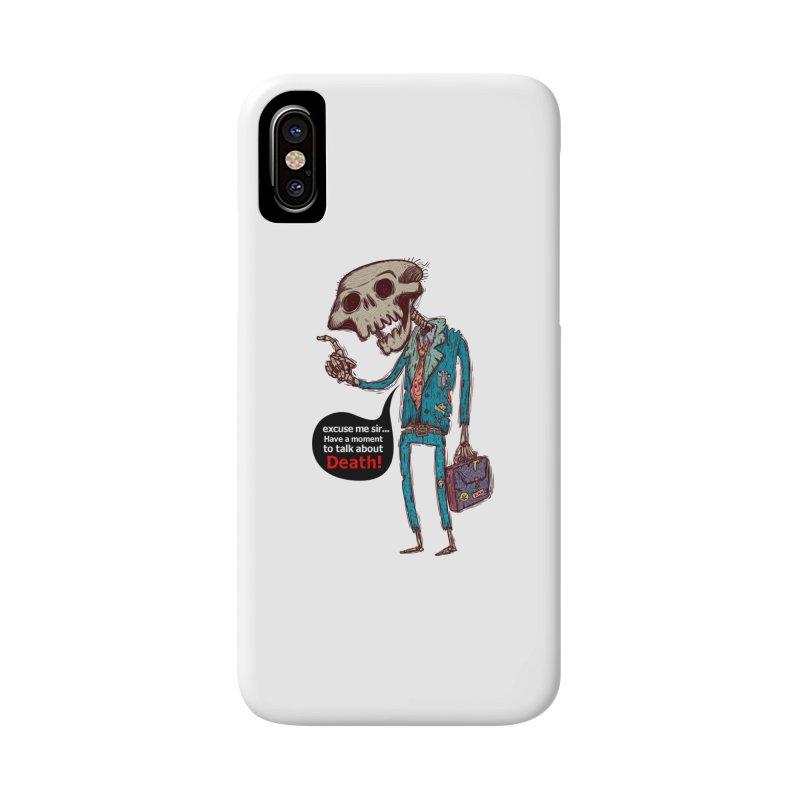 Death Religion Accessories Phone Case by creativosindueno's Artist Shop