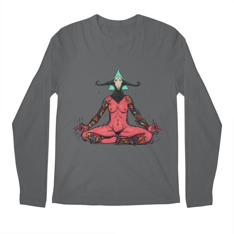 DevilWomen iluminated Men's Regular Longsleeve T-Shirt by creativosindueno's Artist Shop