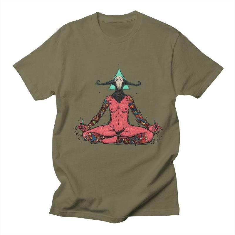DevilWomen iluminated Women's Regular Unisex T-Shirt by creativosindueno's Artist Shop