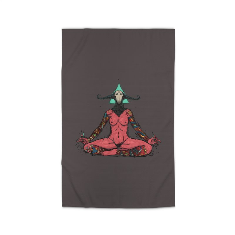 DevilWomen iluminated Home Rug by creativosindueno's Artist Shop