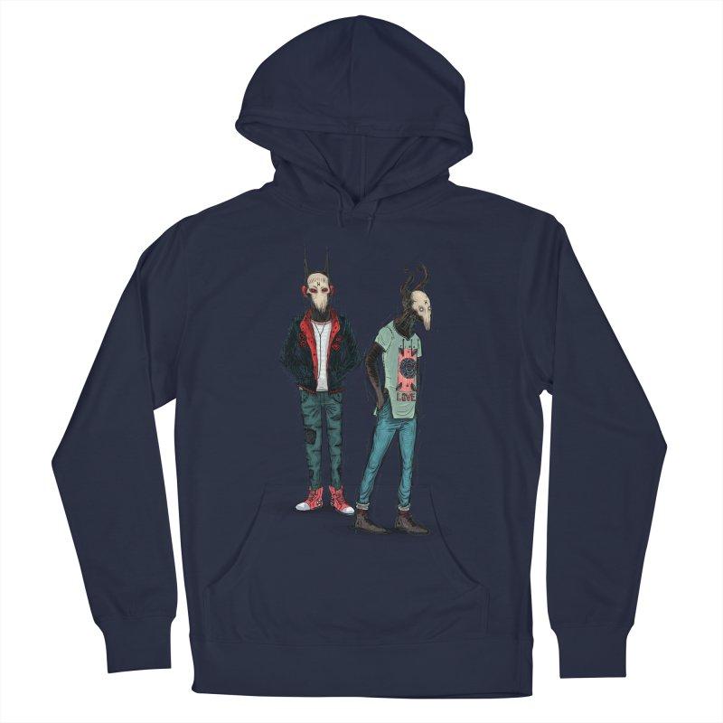 Devilfriends Women's Pullover Hoody by creativosindueno's Artist Shop