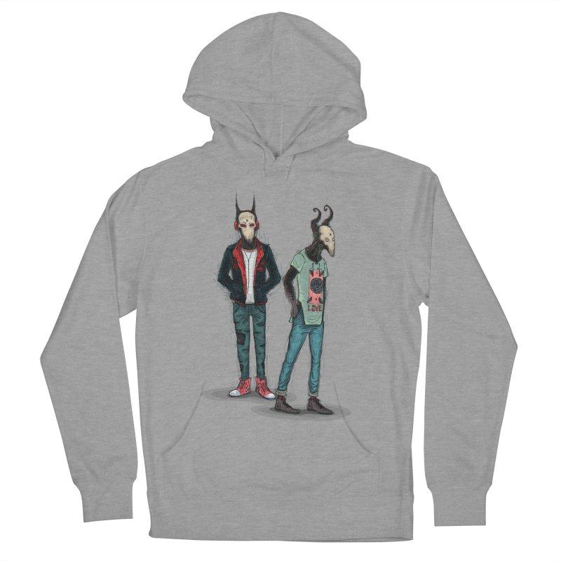 Devilfriends Men's Pullover Hoody by creativosindueno's Artist Shop