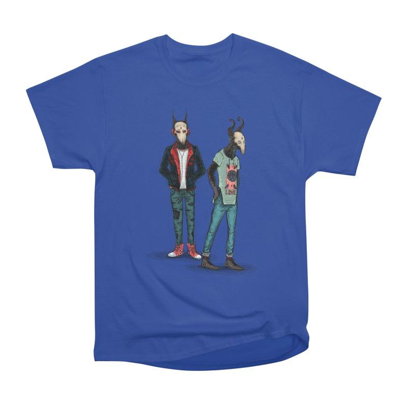 LosDiablos2 Men's Classic T-Shirt by creativosindueno's Artist Shop