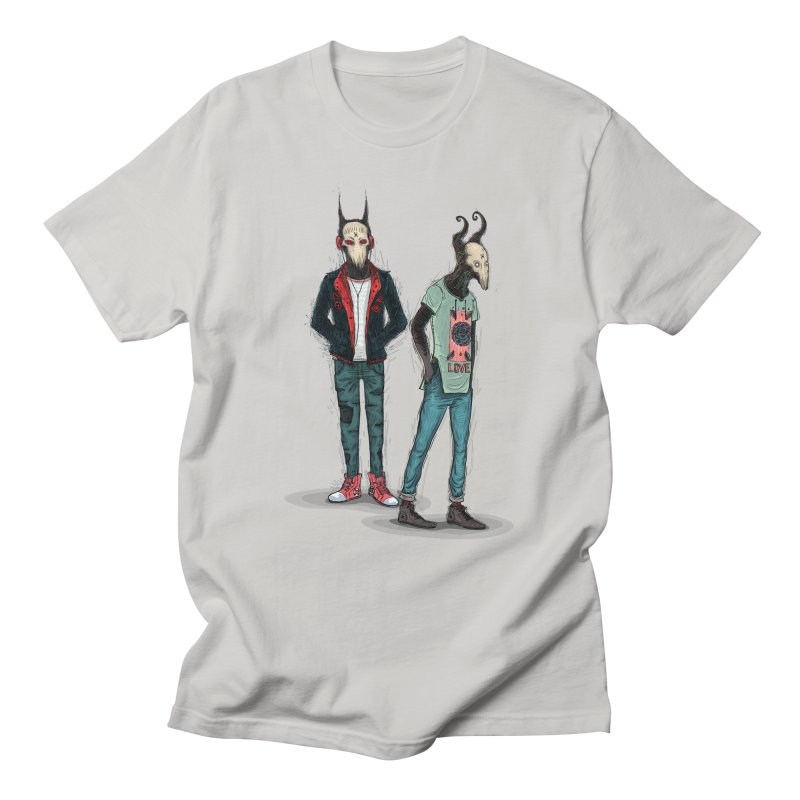 LosDiablos2 Women's Unisex T-Shirt by creativosindueno's Artist Shop