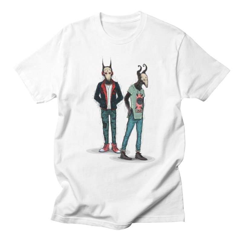 Devilfriends Men's T-Shirt by creativosindueno's Artist Shop