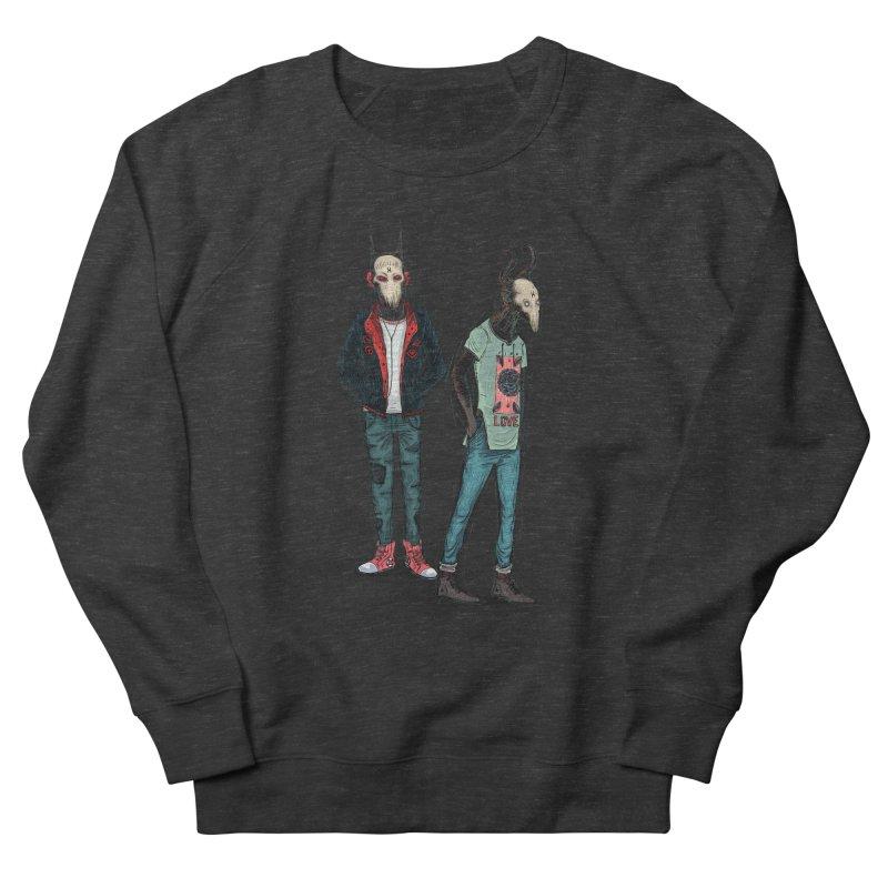 Devilfriends Women's French Terry Sweatshirt by creativosindueno's Artist Shop