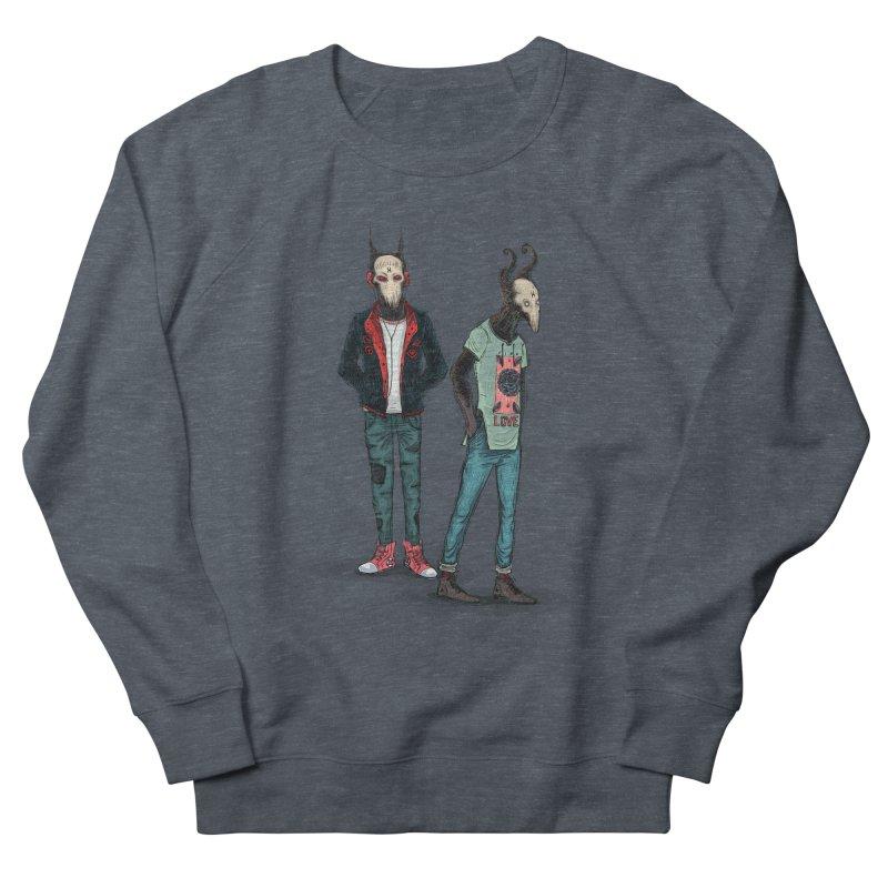 Devilfriends Men's Sweatshirt by creativosindueno's Artist Shop