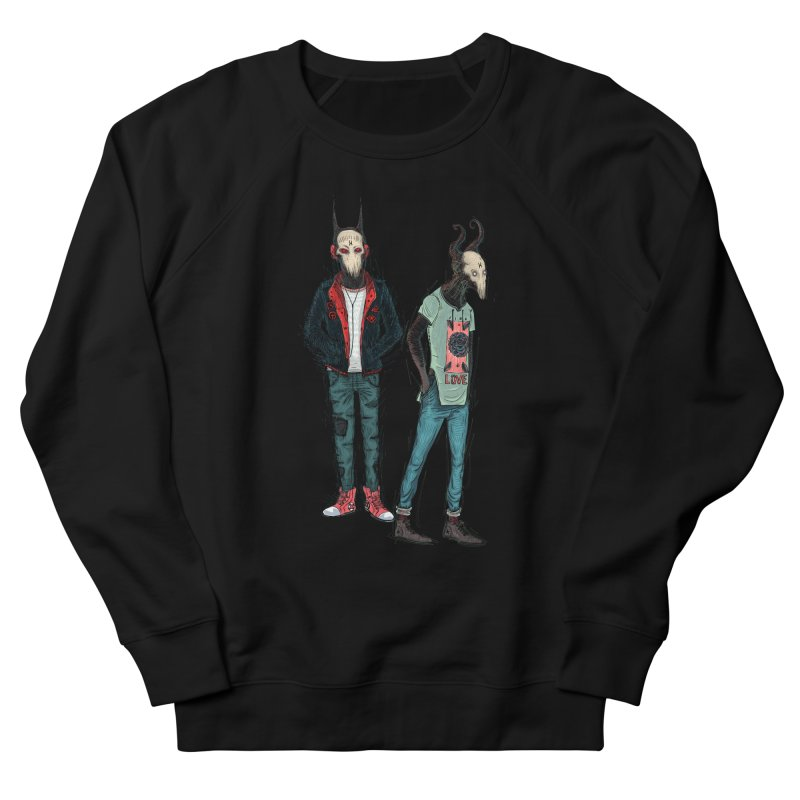 LosDiablos2 Men's Sweatshirt by creativosindueno's Artist Shop