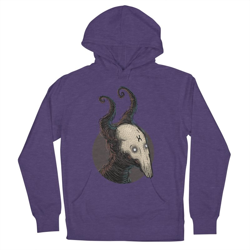 YoungDevilTShi Women's French Terry Pullover Hoody by creativosindueno's Artist Shop