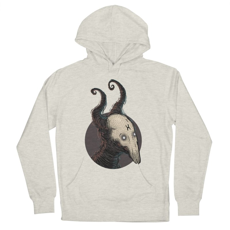 YoungDevilTShi Men's French Terry Pullover Hoody by creativosindueno's Artist Shop