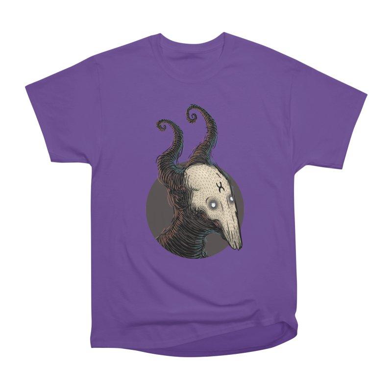 YoungDevilTShi Women's Heavyweight Unisex T-Shirt by creativosindueno's Artist Shop