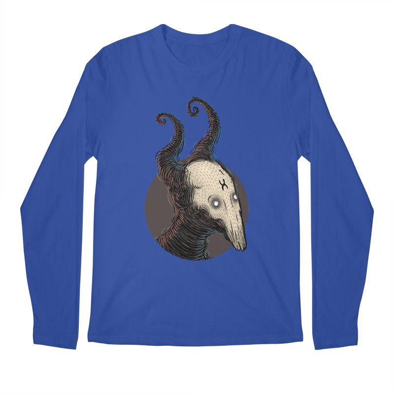 YoungDevilTShi Men's Regular Longsleeve T-Shirt by creativosindueno's Artist Shop