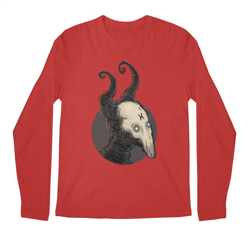 YoungDevilTShi Men's Regular Longsleeve T-Shirt by creativosindueno's Artist Shop