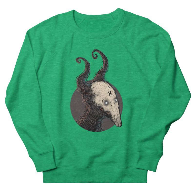 YoungDevilTShi Men's French Terry Sweatshirt by creativosindueno's Artist Shop