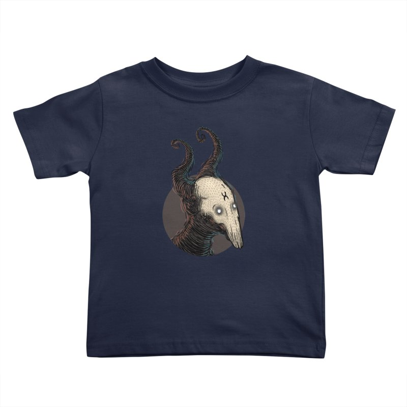 YoungDevilTShi Kids Toddler T-Shirt by creativosindueno's Artist Shop