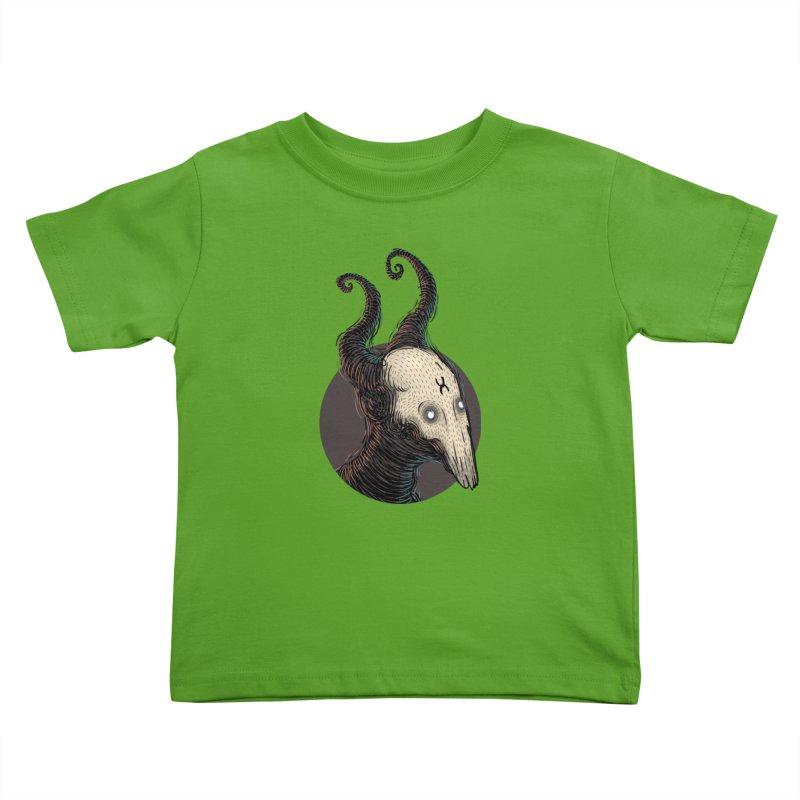 YoungDevilTShi Kids Toddler T-Shirt by creativosindueno's Artist Shop