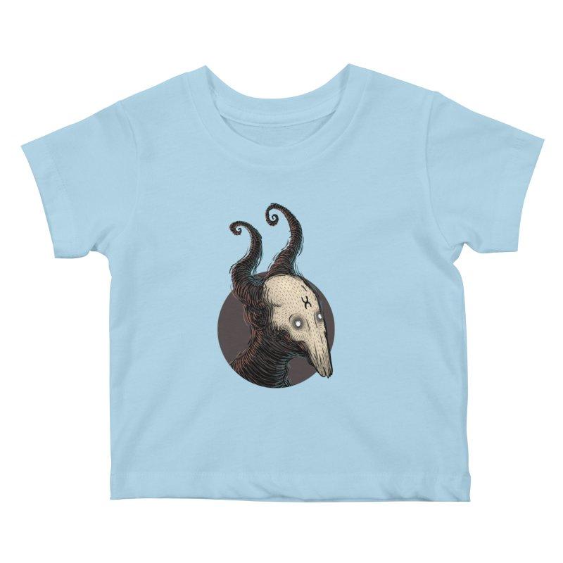 YoungDevilTShi Kids Baby T-Shirt by creativosindueno's Artist Shop