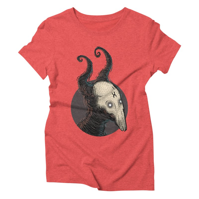 YoungDevilTShi Women's Triblend T-Shirt by creativosindueno's Artist Shop