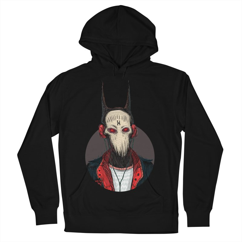 DevilmanTshirts Women's French Terry Pullover Hoody by creativosindueno's Artist Shop