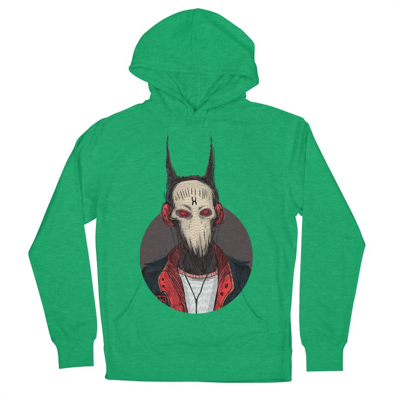 DevilmanTshirts Men's French Terry Pullover Hoody by creativosindueno's Artist Shop