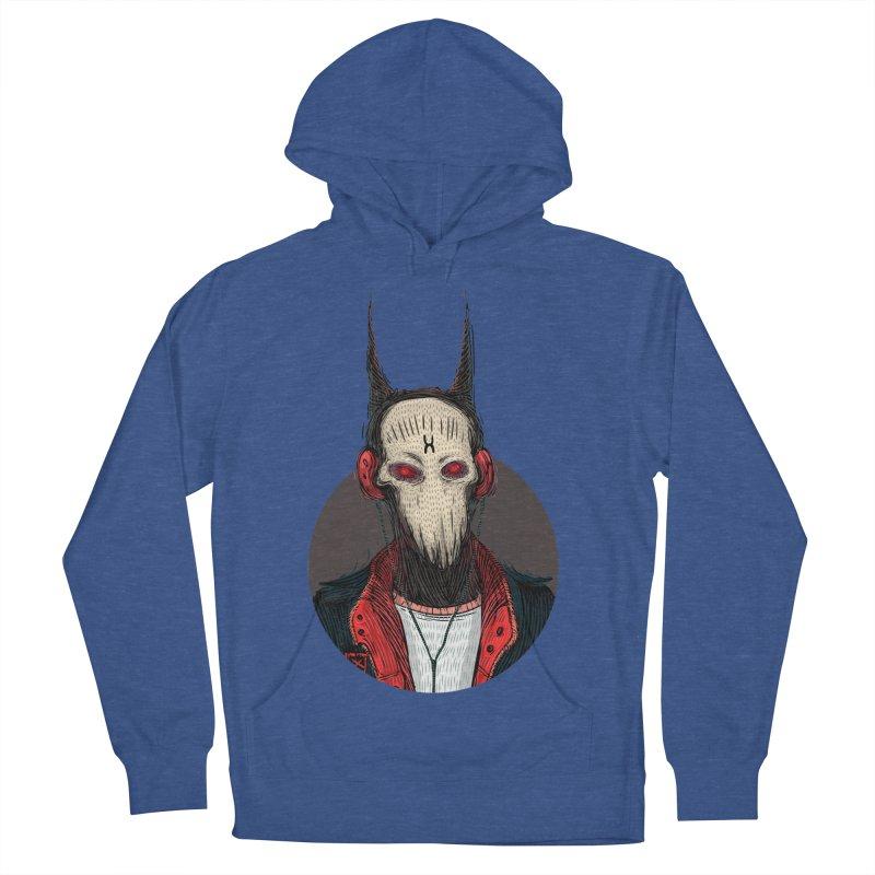 DevilmanTshirts Men's Pullover Hoody by creativosindueno's Artist Shop