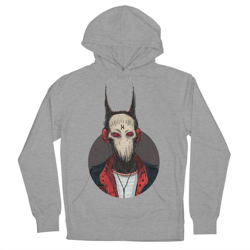 DevilmanTshirts Men's French Terry Pullover Hoody by creativosindueno's Artist Shop