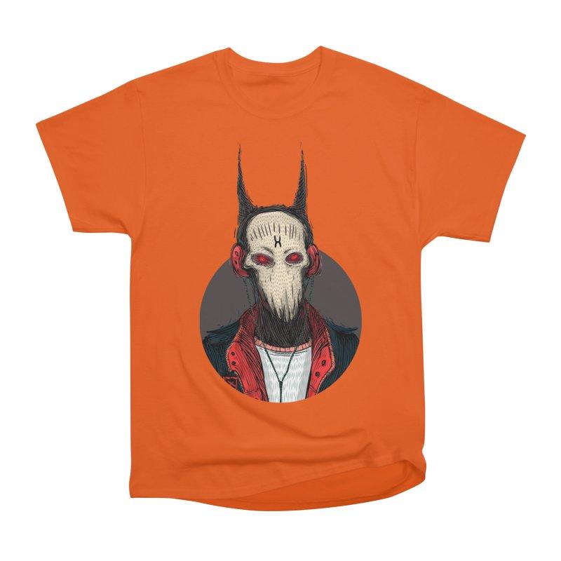 DevilmanTshirts Women's Heavyweight Unisex T-Shirt by creativosindueno's Artist Shop
