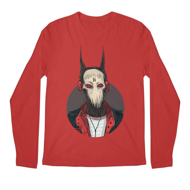 DevilmanTshirts Men's Regular Longsleeve T-Shirt by creativosindueno's Artist Shop