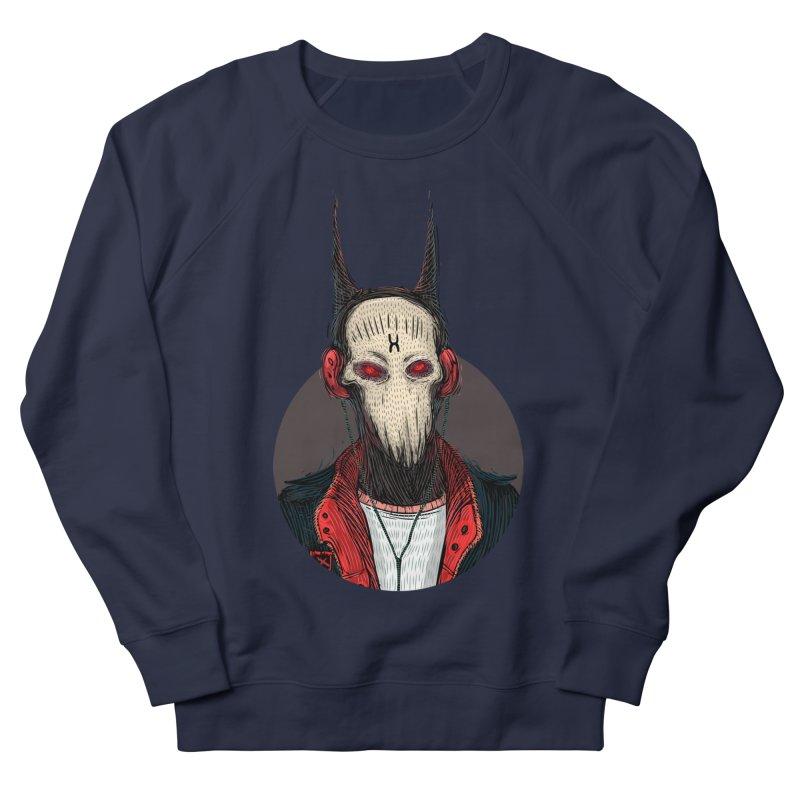 DevilmanTshirts Women's French Terry Sweatshirt by creativosindueno's Artist Shop
