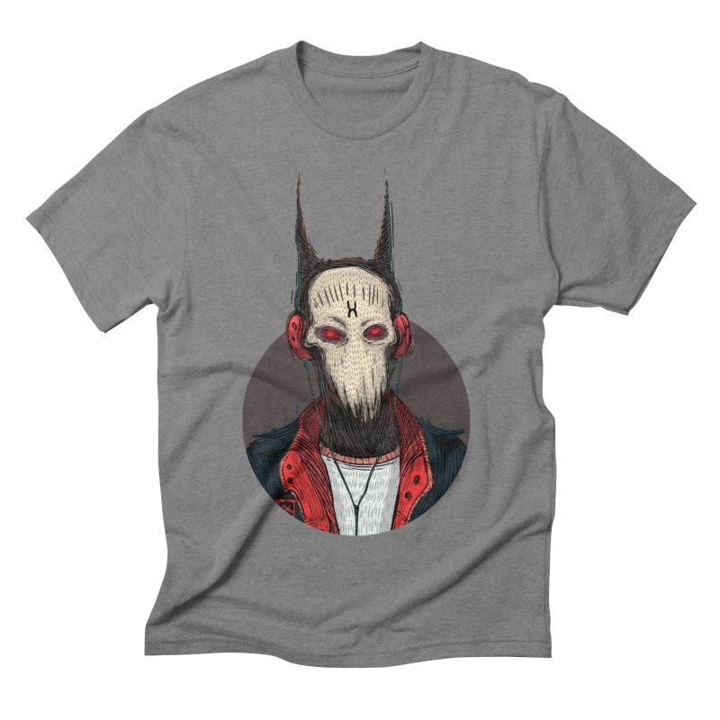 DevilmanTshirts Men's Triblend T-Shirt by creativosindueno's Artist Shop
