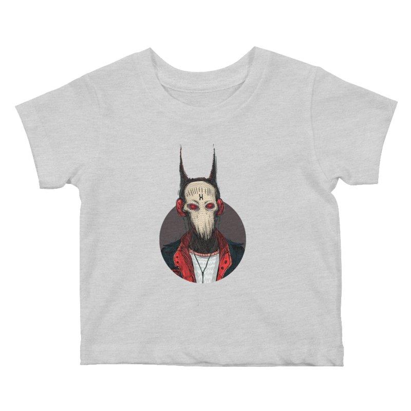 DevilmanTshirts Kids Baby T-Shirt by creativosindueno's Artist Shop