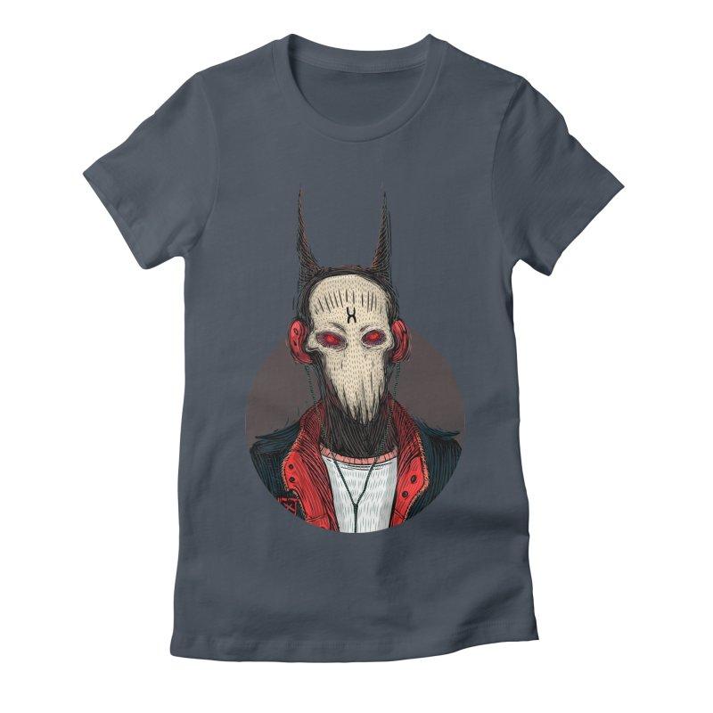 DevilmanTshirts Women's T-Shirt by creativosindueno's Artist Shop