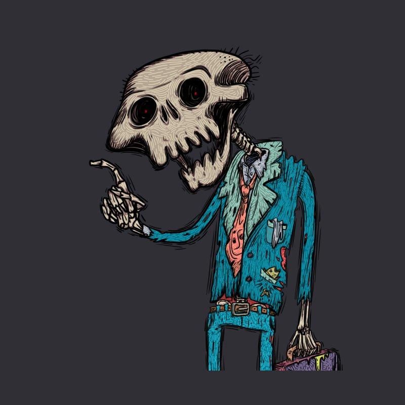 evangelist of death Home Fine Art Print by creativosindueno's Artist Shop