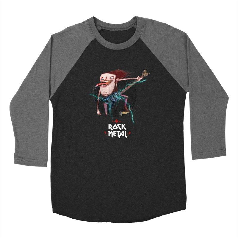 LiveMetalRock Tshirt Men's Longsleeve T-Shirt by creativosindueno's Artist Shop