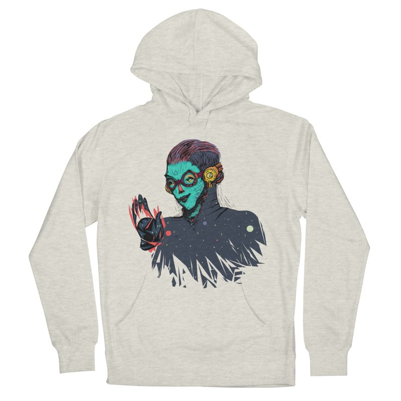 THE FUTUTTURE Tshirt Women's French Terry Pullover Hoody by creativosindueno's Artist Shop