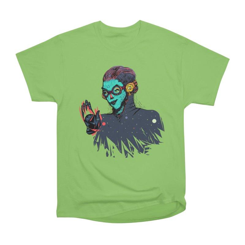 THE FUTUTTURE Tshirt Men's Heavyweight T-Shirt by creativosindueno's Artist Shop