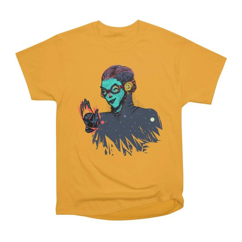 THE FUTUTTURE Tshirt Women's Heavyweight Unisex T-Shirt by creativosindueno's Artist Shop