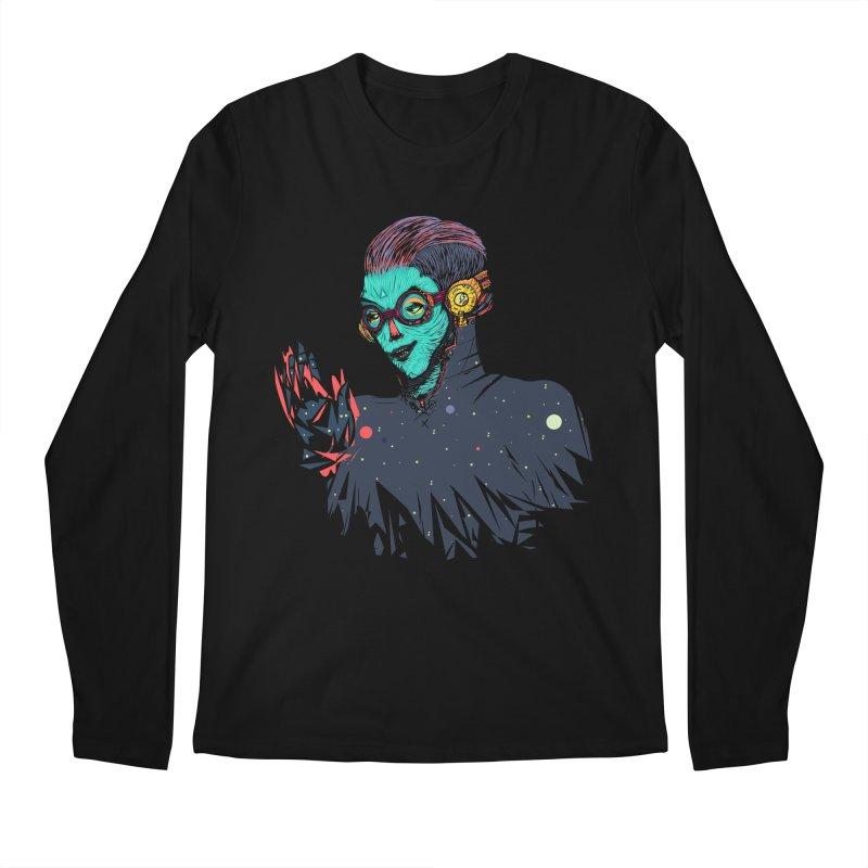 THE FUTUTTURE Tshirt Men's Regular Longsleeve T-Shirt by creativosindueno's Artist Shop