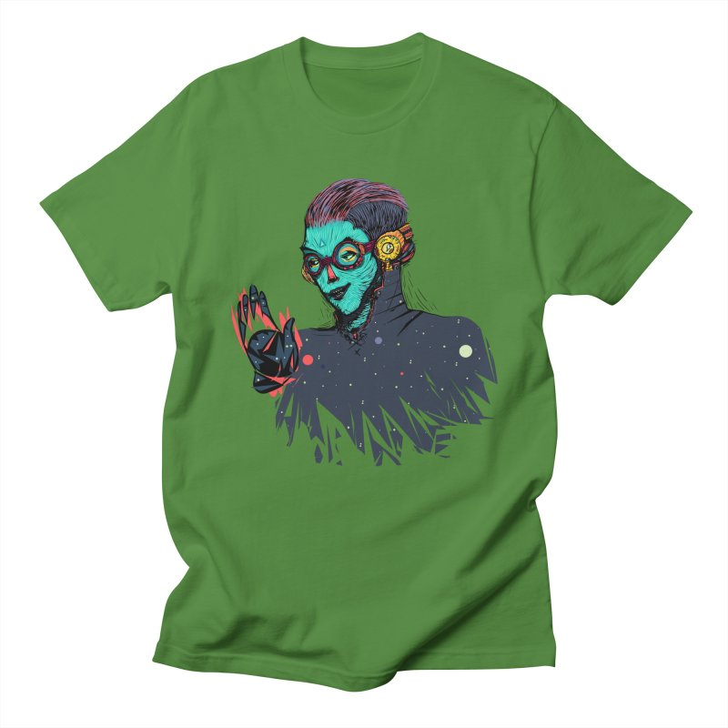 THE FUTUTTURE Tshirt Men's Regular T-Shirt by creativosindueno's Artist Shop