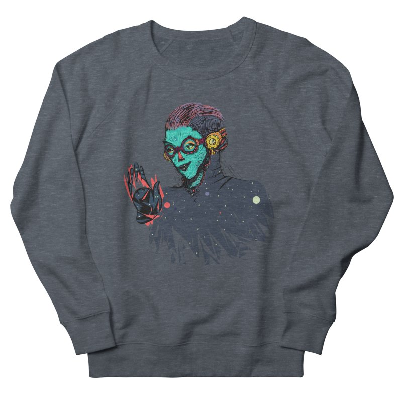 THE FUTUTTURE Tshirt Women's French Terry Sweatshirt by creativosindueno's Artist Shop