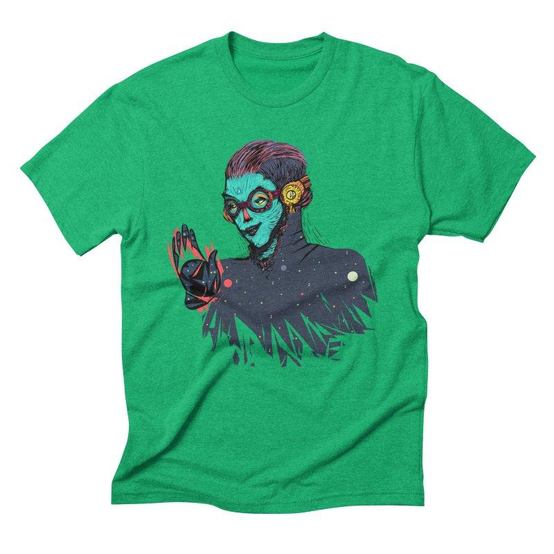 THE FUTUTTURE Tshirt Men's Triblend T-Shirt by creativosindueno's Artist Shop