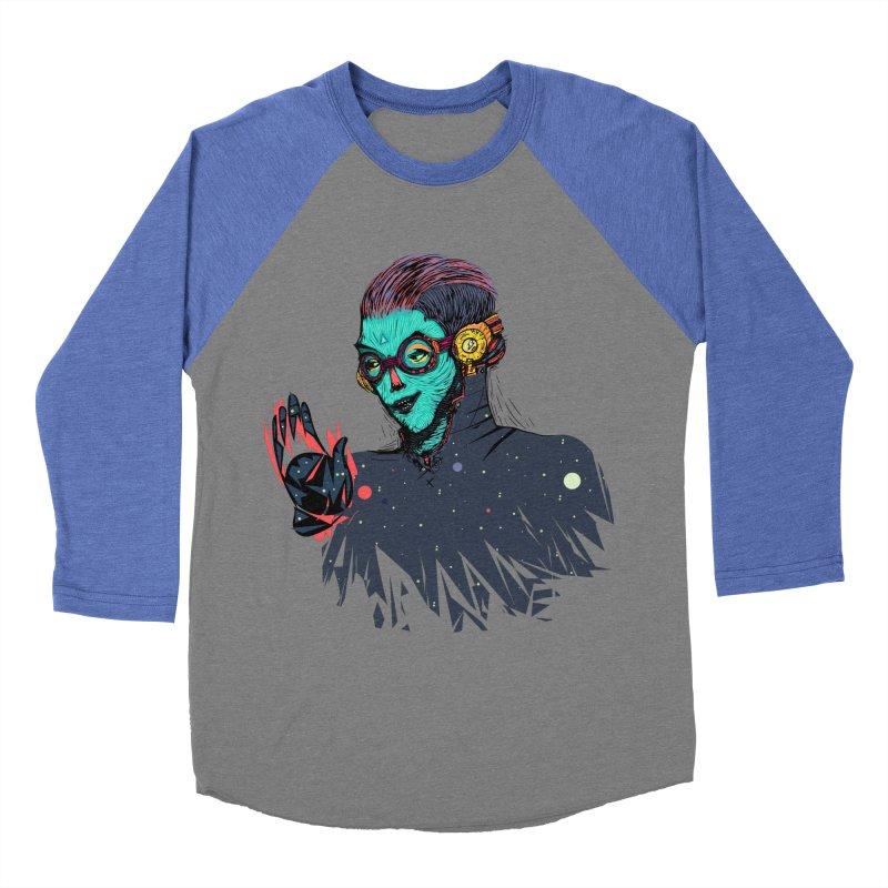 THE FUTUTTURE Tshirt Women's Baseball Triblend Longsleeve T-Shirt by creativosindueno's Artist Shop