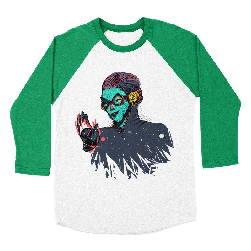 THE FUTUTTURE Tshirt Men's Baseball Triblend Longsleeve T-Shirt by creativosindueno's Artist Shop