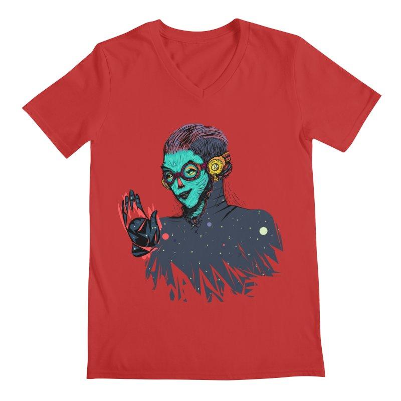 THE FUTUTTURE Tshirt Men's Regular V-Neck by creativosindueno's Artist Shop