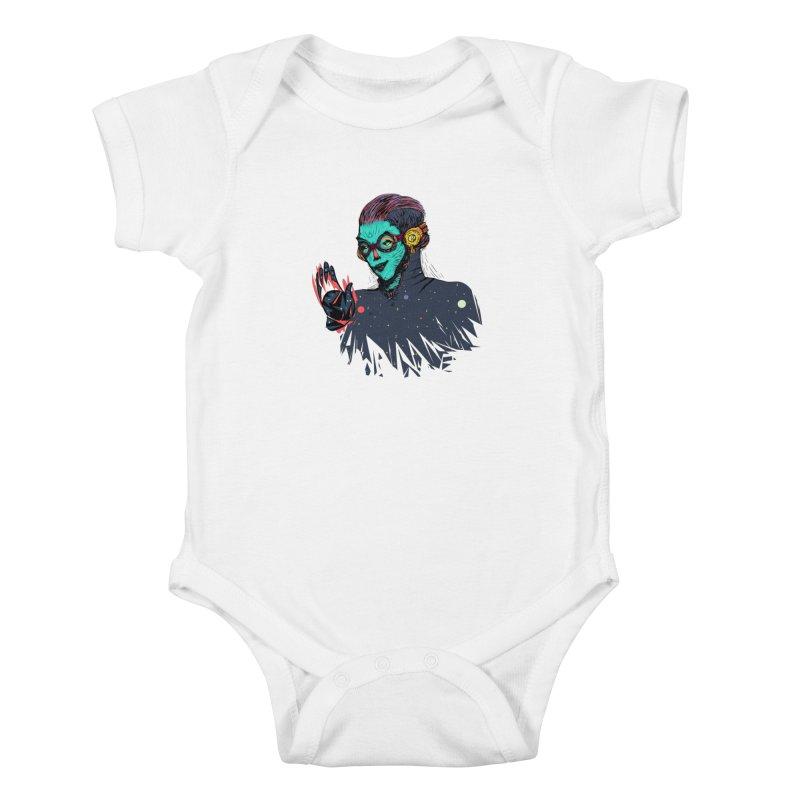THE FUTUTTURE Tshirt Kids Baby Bodysuit by creativosindueno's Artist Shop