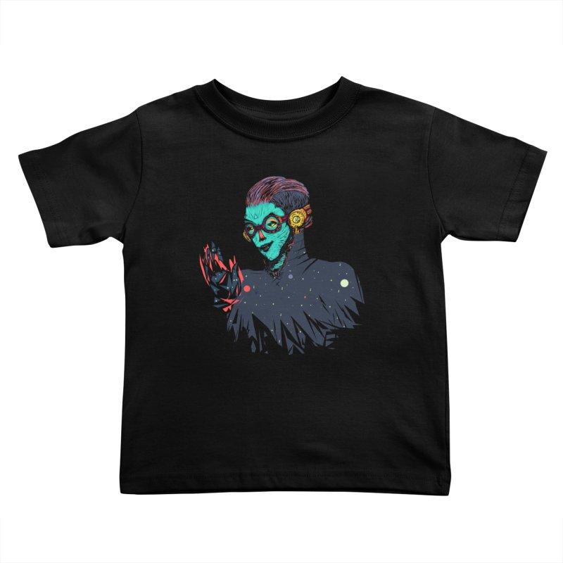 THE FUTUTTURE Tshirt Kids Toddler T-Shirt by creativosindueno's Artist Shop