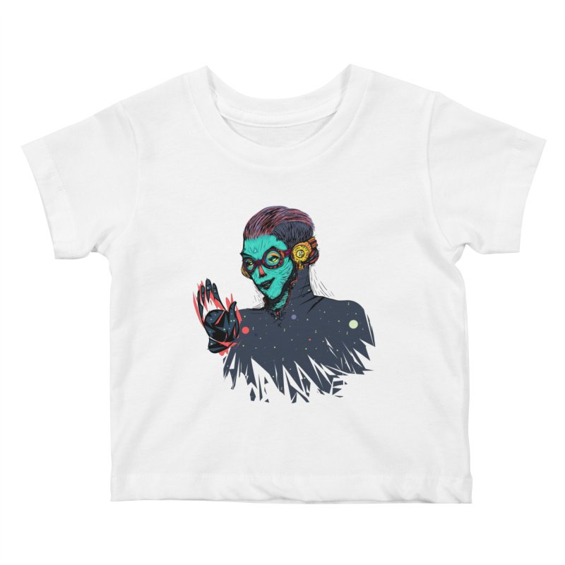 THE FUTUTTURE Tshirt Kids Baby T-Shirt by creativosindueno's Artist Shop